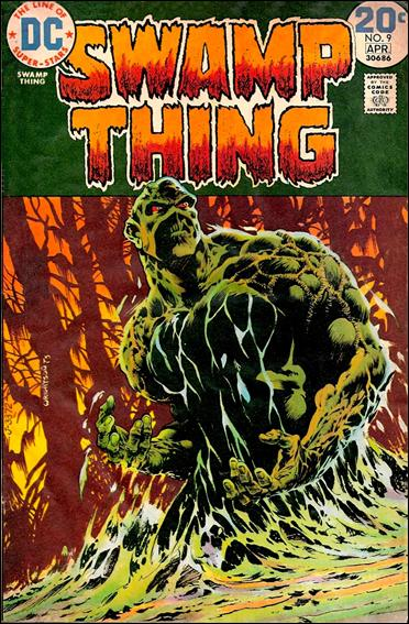 Swamp Thing (1972) 9-A by DC