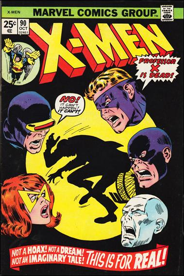 X-Men (1963) 90-A by Marvel