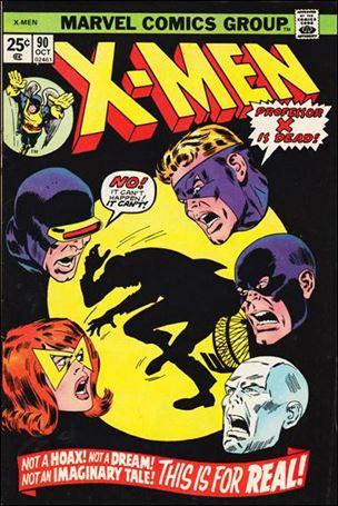 X-Men (1963) 90-A