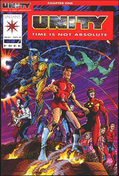 Unity (1992) 0-A by Valiant