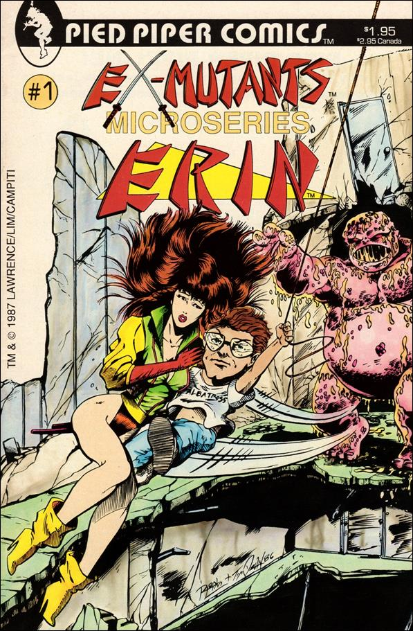 Ex-Mutants Microseries: Erin 1-A by Pied Piper