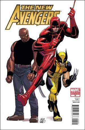 New Avengers (2010) 16-B