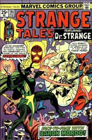 Strange Tales (1951) 184-A