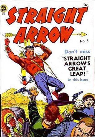 Straight Arrow 5-A
