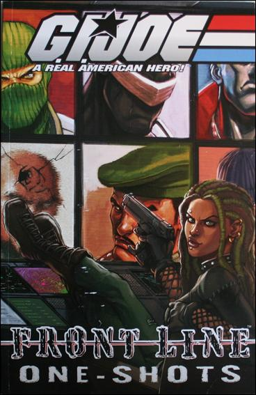 G.I. Joe: Frontline 4-A by Devil's Due