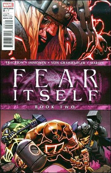 Fear Itself 2-A by Marvel
