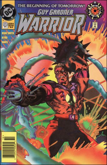 Guy Gardner: Warrior 0-A by DC