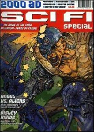 2000 A.D. Sci-Fi Special 19-A