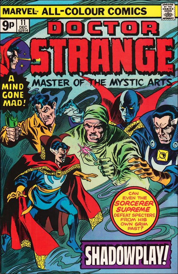 Doctor Strange (1974) 11-B by Marvel