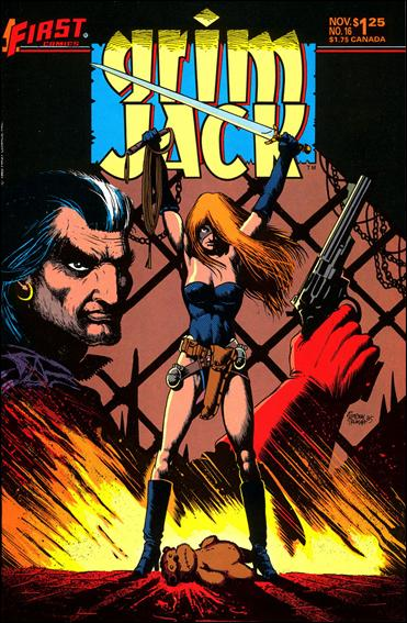 Grimjack 16-A by First