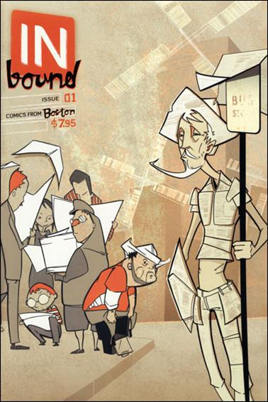 Inbound 1-A by Boston Comics Roundtable