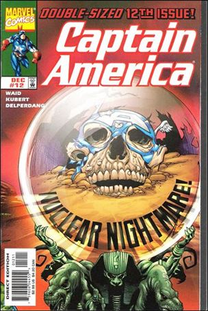 Captain America (1998) 12-A