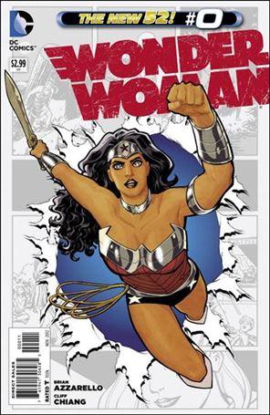 Wonder Woman (2011) 0-A