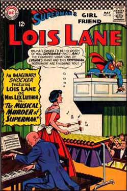 Superman's Girl Friend Lois Lane 65-A by DC