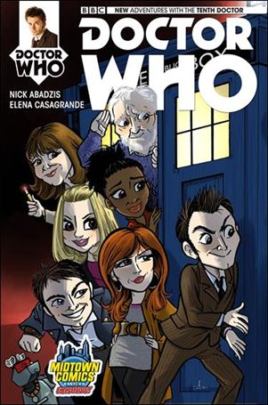Doctor Who: The Tenth Doctor 1-C