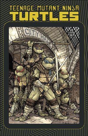 Teenage Mutant Ninja Turtles: Macro-Series nn-A
