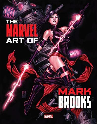 Marvel Monograph: The Art of Mark Brooks 1-A by Marvel