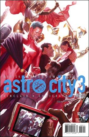 Astro City 3-A by Vertigo