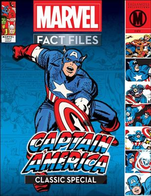 Marvel Fact Files Classic Special 2-A