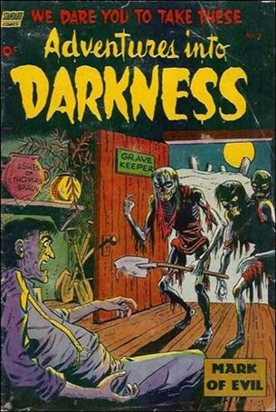 Adventures into Darkness 8-A