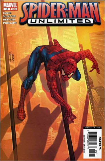 Spider-Man Unlimited (2004) 12-A by Marvel