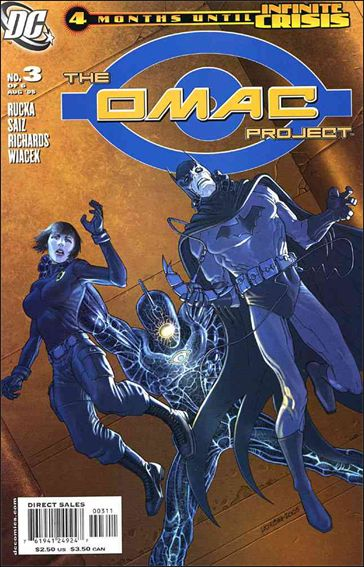 OMAC Project 3-A by DC