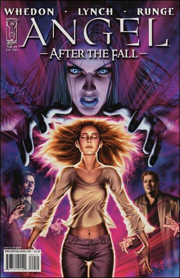 Angel: After the Fall 9-C by IDW