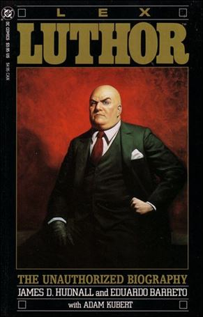 Lex Luthor: The Unauthorized Biography 1-A