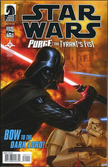 Star Wars: Purge - The Tyrant's Fist 1-A by Dark Horse