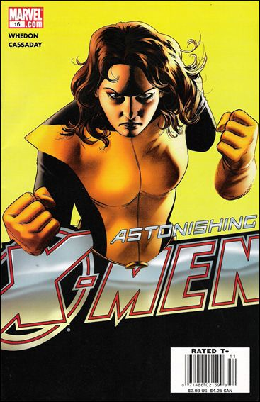 Astonishing X-Men (2004) 16-A by Marvel