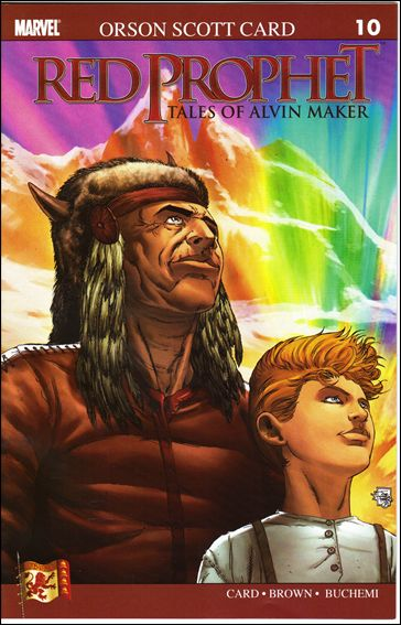 Red Prophet: The Tales of Alvin Maker (2006/03) 10-A by Dabel Brothers (DB) Productions