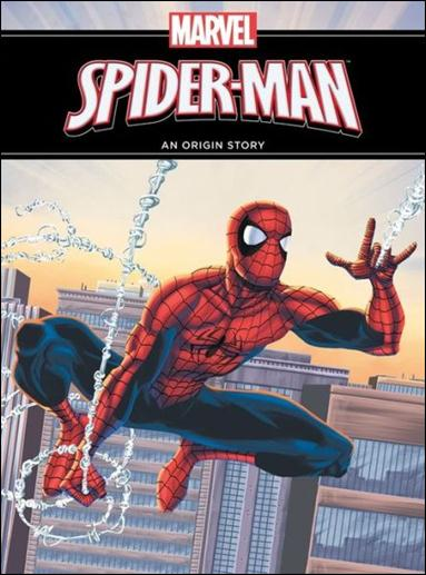 Amazing Spider-Man: An Origin Story nn-C by Marvel