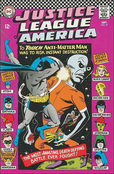 Justice League of America (1960) 47-A by DC