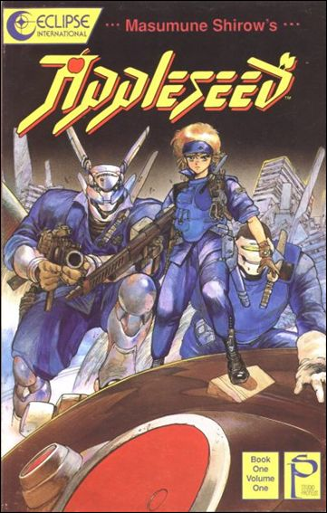 Appleseed Book 1 1-A by Eclipse