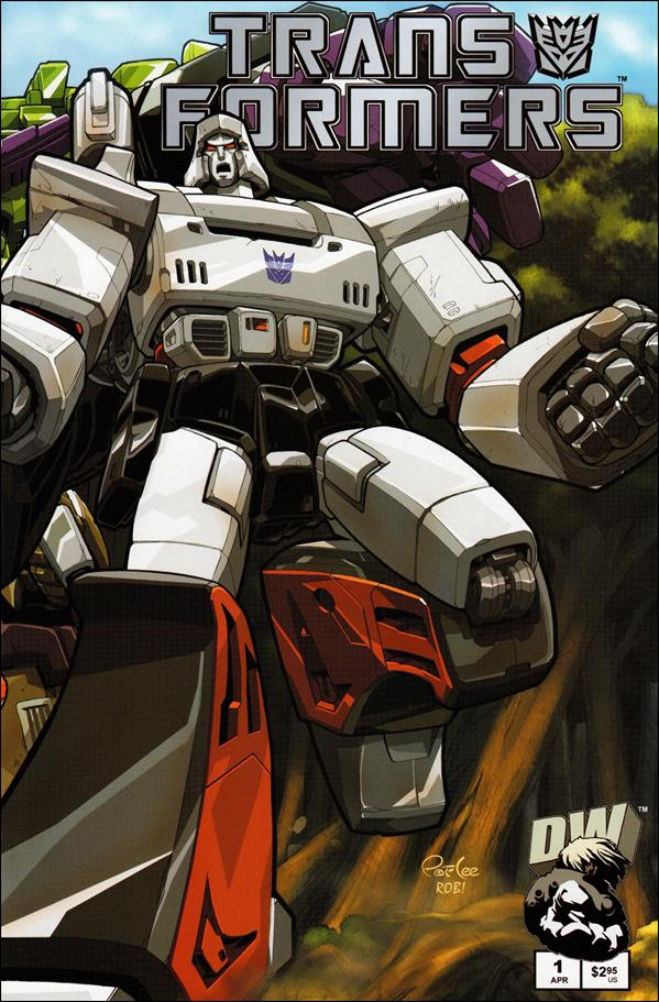 Transformers: Generation 1 (2002) 1-B by Dreamwave