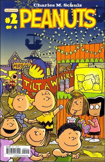 Peanuts (2012) 2-A by Kaboom!