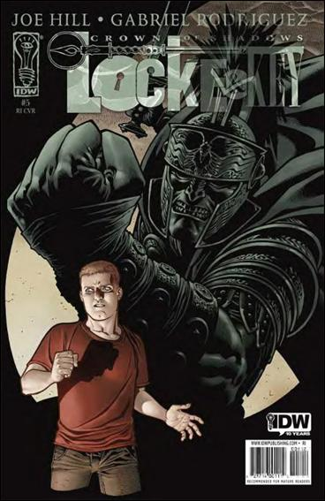 Locke & Key: Crown of Shadows 5-B by IDW