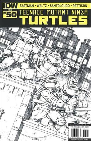 Teenage Mutant Ninja Turtles (2011) 50-M