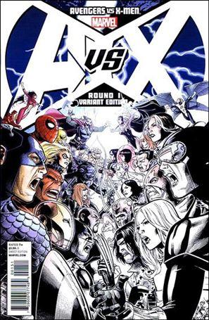 Avengers vs X-Men 1-F