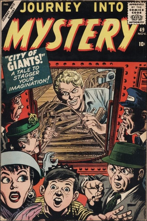 Journey into Mystery (1952) 49-A by Marvel
