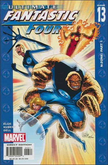 Ultimate Fantastic Four 13-A by Marvel