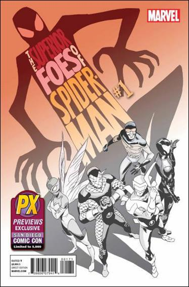 Superior Foes of Spider-Man 1-G by Marvel