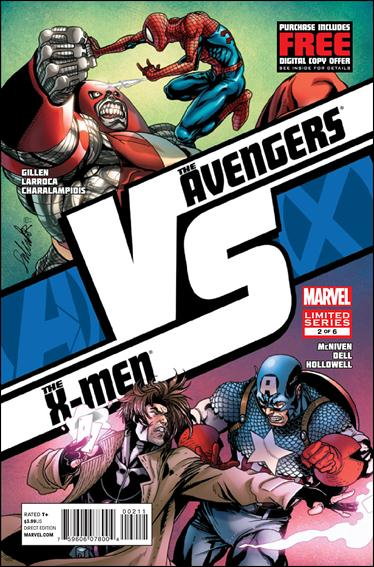 AvX: Vs 2-A by Marvel