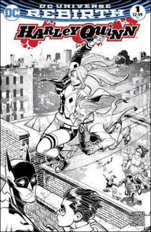Harley Quinn (2016) 1-SR