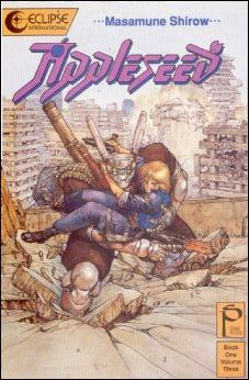 Appleseed Book 1 3-A by Eclipse