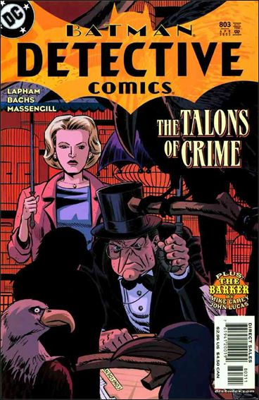 Detective Comics (1937) 803-A by DC