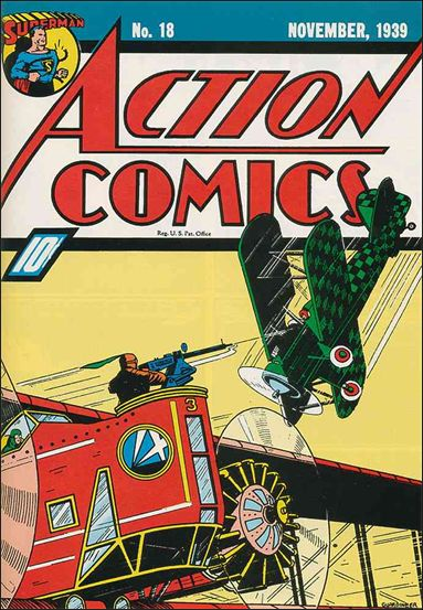 Action Comics (1938) 18-A by DC