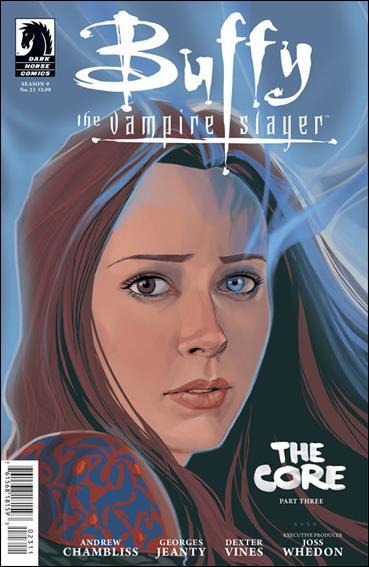 Buffy the Vampire Slayer Season 9 23-A by Dark Horse