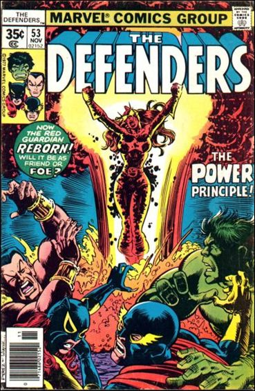 Defenders (1972) 53-A by Marvel