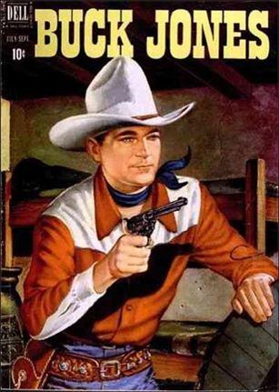 Buck Jones 3-A